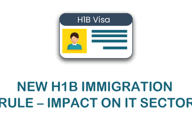 NEW H1B IMMIGRATION RULE – IMPACT ON IT SECTOR